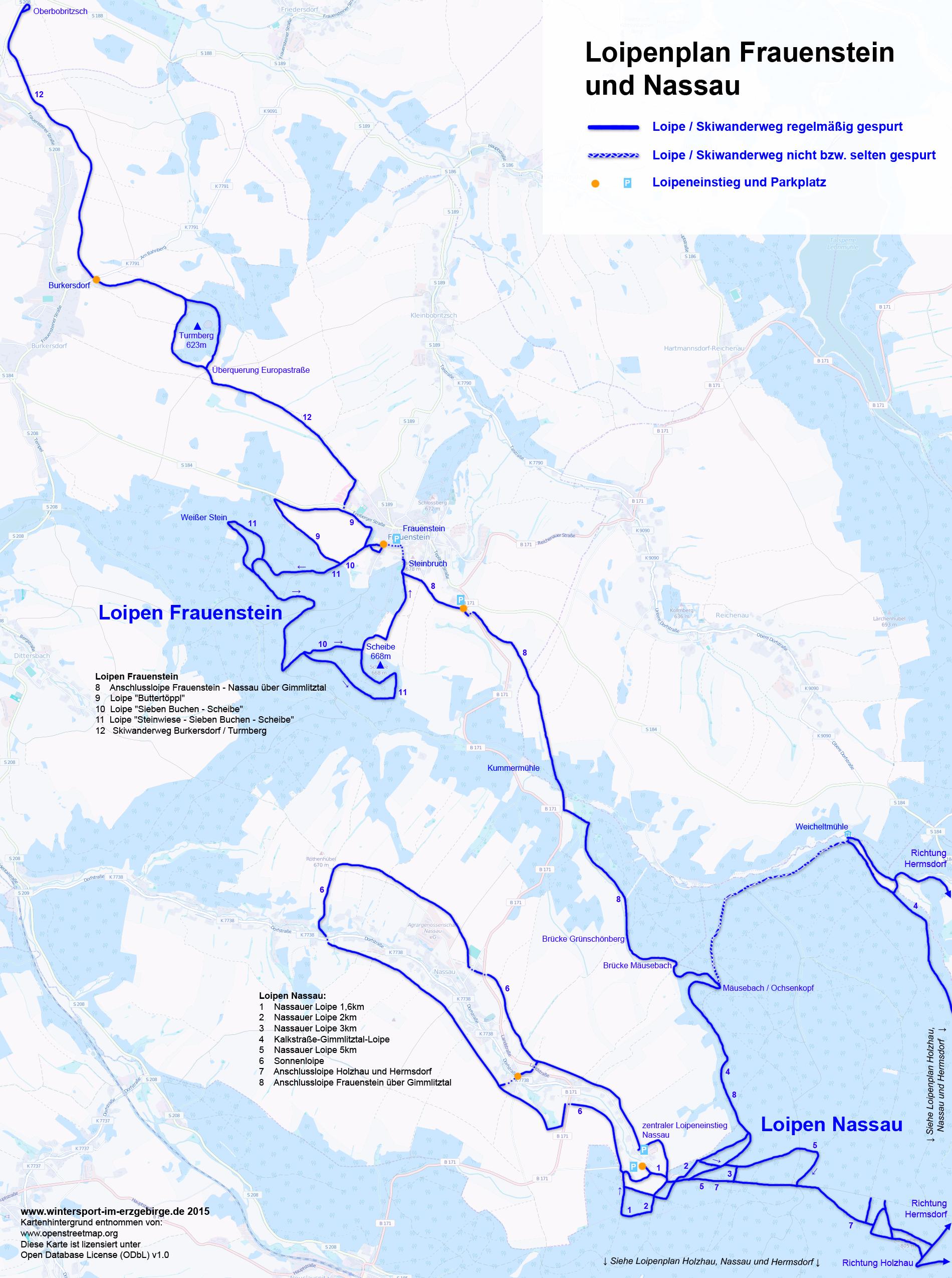 Loipenplan_Frauenstein